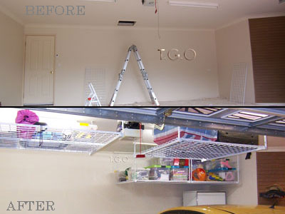 Hyloft Overhead Storage For All Your Household Storage Needs